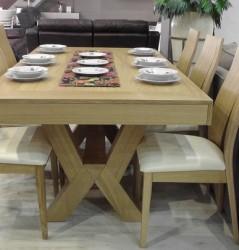פינות אוכל שולחן וכסאות Alef